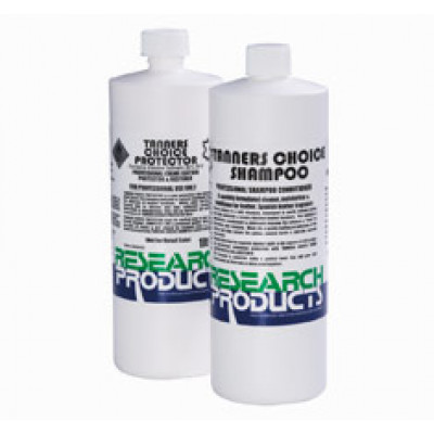 RESEARCH  20506 RESEARCH  TANNERS CHOICE LEATHER SHAMPOO CLEANER 1 LITRE