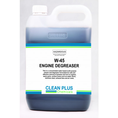 W-45 Engine Degreaser 20L