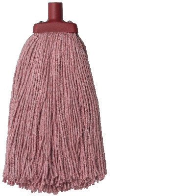 OATES  MH-DC-01R OATES  MOP HEAD DURACLEAN RED 400G