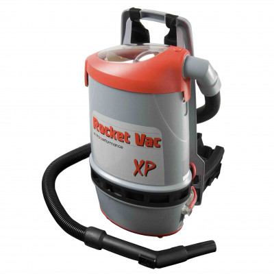 XP  RVXP BACKVAC VACUUM CLEANER XP ROTOBIC