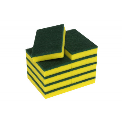 3M  WN200025941 3M  SPONGE SCOURER 150x115mm HEAVY DUTY