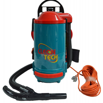 AC-PGGY-CT  CLEANTECH PIGGY VAC BACK PACK BACKVAC VACUUM CLEANER