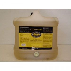 RESEARCH 10015 RESEARCH CITRAFRESH CARPET SPOTTER PRESPRAY 15 LITRES