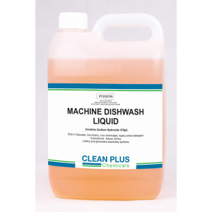 FRESH-BREEZE  10803 FRESH-BREEZE  AUTO DISHWASH LIQUID CHLORINATED  5 LITRES