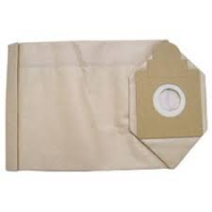 PAPER  13657006 BACKVAC VACUUM CLEANER DUST BAG FOR XP 5 PER PACK PAPER