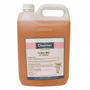 CAMPBELL 17024 CAMPBELL  CLEANTEC FLORAL MIST ODOUR KILLER 5 LITRES