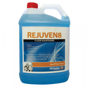 WHITELEY  179902 WHITELEY REJUVEN8 FLOOR SEALER MAINTAINER 5 LITRES