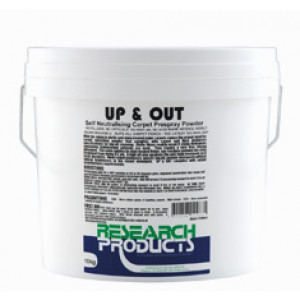 RESEARCH  217010 RESEARCH   UP & OUT CARPET PRESPRAY POWDER 10KG