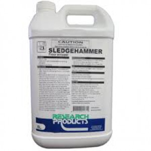 RESEARCH  25015A RESEARCH  SLEDGEHAMMER FLOOR STRIPPER 5 LITRES