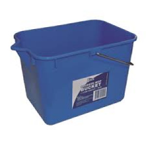 EDCO 28700  MOP BUCKET WIRE HANDLE RECTANGULAR EDCO