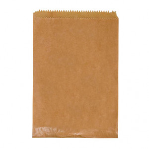 2F 2F/BRWN LCC 2F BROWN FLAT BAGS 500 BUNDLE 235x165