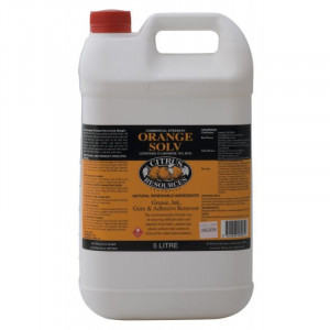 RESEARCH  30015A RESEARCH  ORANGE SOLV CITRUS RESOURCES SOLVENT & CARPET SPOTTER 5LITRES