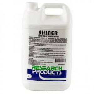 RESEARCH 34015A RESEARCH  SHINER SPRAYBUFF FLOOR CLEANER 5 LTIRES