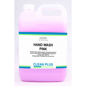 FRESH-BREEZE 35002 FRESH-BREEZE FRSH-BREEZE HAND SOAP PINK PERFUMED 5 LITRES