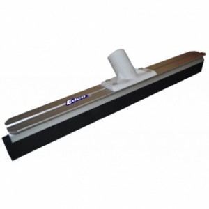 FLOOR SQUEEGEE ONLY NEOPRENE BLACK 60CM EDCO