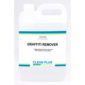 FRESH-BREEZE 41602CP FRESH-BREEZE GRAFFITI REMOVER CP SOLVENT  5 LITRES