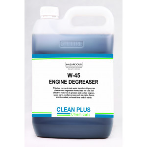 FRESH-BREEZE W45 ENGINE DEGREASER 5LITRES