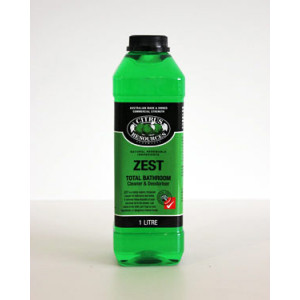 RESEARCH 50012 RESEARCH  ZEST CITRUS RESOURCES BATHROOM CLEANER 1 LITRES