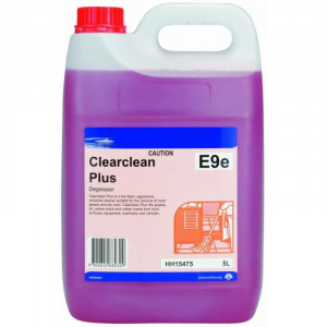 DIVERSEY 5487073 DIVERSEY  CLEARCLEAN PLUS HEAVY DUTY DEGREASER 5 LITRES