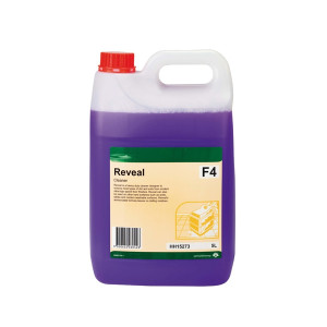 DIVERSEY  JOHNSON REVEAL HEAVY DUTY FLOOR CLEANER 5 LITRES