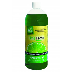 FRESH-BREEZE 84425 FRESH-BREEZE LIME FRESH ECO FRIENDLY TOILET AND BATHROOM CLEANER 1 LITRE