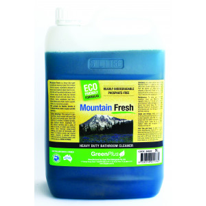FRESH-BREEZE MOUNTAIN FRESH 5L ECO FRIENDLY TOILET AND BATHROOM CLEANER 5 LITRES  84602