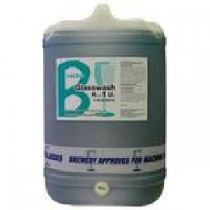 BRACTON BG025 BRACTON  GLASS WASH (READY TO USE )25LTR