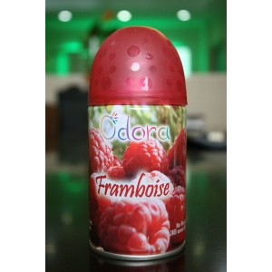 AIR DG-FRAM AIR  FRESHENER REFILL AEROSOL 300ML FRAMBOISE FOR AUTO DISPENSER