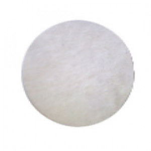 FILT11-10  BACKVAC FILTERS WHITE FOR UNDER BACVAC DUSTBAGS PACK OF 10