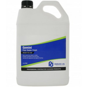 PEERLESS  GEMINI5 PEERLESS GEMINI FLOOR SEALER FINISH 5 LITRES
