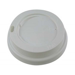 "PAPER  LID001 PAPER COFFEE CUP SIPPER LIDS 8"" 1000 CARTON"