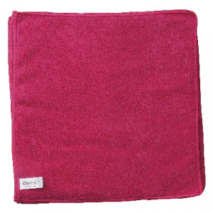 OATES MF-035VR OATES  MICROFIBRE CLOTH 40X40 10PK RED