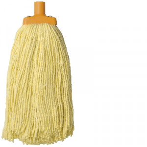 OATES MH-DC-01Y OATES  MOP HEAD DURACLEAN YELLOW 400G