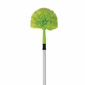 SABCO  SAB2326 SABCO COBWEB BRUSH HEAD DOMES WITH EXTENSION HANDLE