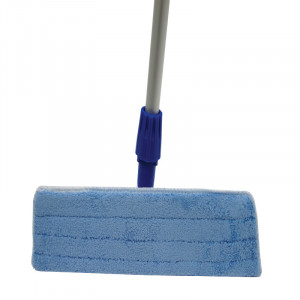 Microfibre Flat Mop with Handle 60CM (SABCO)