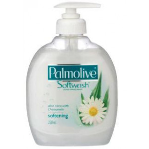 PALMOLIVE SSLAV PALMOLIVE  SOFT WASH SEA MINERALS 250ML CARTON OF 24
