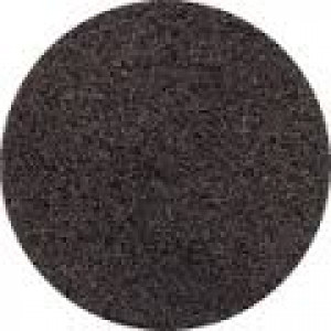 GLOMESH  TK425BLACK GLOMESH BLACK FLOOR PAD 425MM