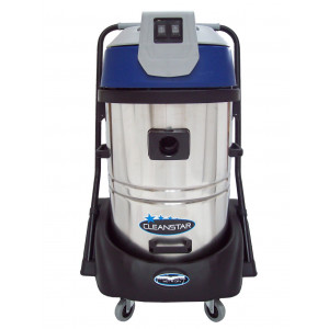 CLEANSTAR WET AND DRY VACUUM 60 LITRES 2 X MOTOR 2000W