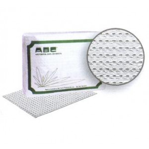ABC 4 PLY DENTAL BIB WHITE