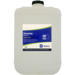 PEERLESS CLEANSHOP HEAVY DUTY SHOP CLEANER DEGREASER 25 LITRES
