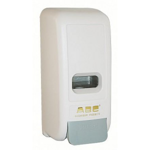 ABC DIS-138/10 ABC  DISPENSER FOAM SOAP DISPENSER FOR 1LT SOAP/138/6 CARTRIDGES
