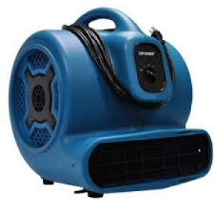 CARPETDRY  CARPET DRYER X-600AC 3 SPEED 3/4 HORESPOWER
