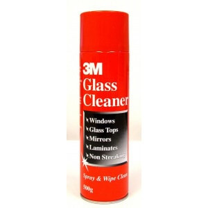 3M  AN010558409 3M  GLASS AND LAMINATE CLEANER AEROSOL CAN 500GM