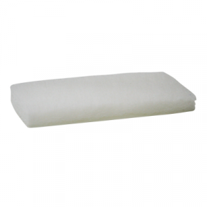 UTILITY  HKGLPW UTILITY PADS WHITE 250x115mm GLITTER PAD