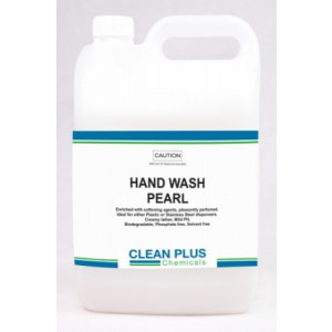FRESH-BREEZE 35502CP FRESH-BREEZE HAND SOAP LOTION PEARL WHITE 5 LITRES