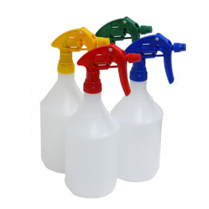 FRESH-BREEZE AC-2468PB FRESH-BREEZE SPRAY BOTTLE WITH TRIGGER COMPLETE PLAIN 500ML