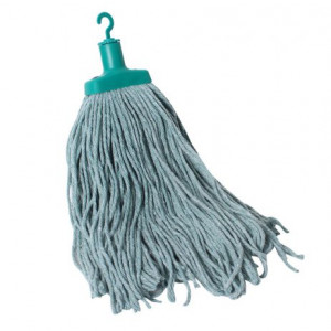 400g Cotton Mop (SABCO) GREEN