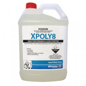 Whiteley Xpoly8 High Performance Floor Stripper